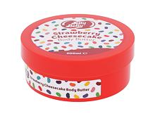Tělové máslo Jelly Belly Strawberry Cheesecake 200 ml