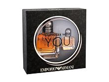 Toaletní voda Giorgio Armani Emporio Armani Stronger With You 50 ml Kazeta