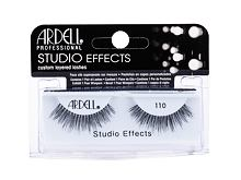 Umělé řasy Ardell Studio Effects 110 1 ks Black