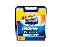 Náhradní břit Gillette Fusion Proglide 8 ks