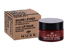 Balzám na rty NUXE Rêve de Miel Made In France Quality Edition 15 g