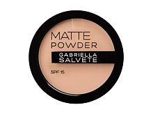 Pudr Gabriella Salvete Matte Powder SPF15 8 g 01