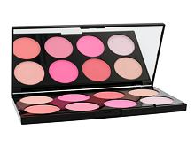 Tvářenka Makeup Revolution London Ultra Blush Palette 13 g All About Pink