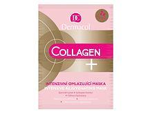 Pleťová maska Dermacol Collagen+ 2x8 g