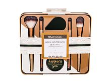 Štětec EcoTools Brushes Warm Winter Glow Beauty Kit 1 ks Kazeta