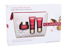 Denní pleťový krém Clarins Super Restorative Collection 50 ml Kazeta