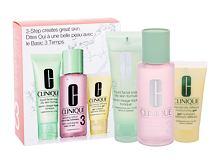 Čisticí voda Clinique 3-Step Skin Care 3 100 ml Kazeta