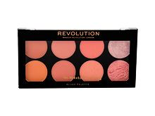 Tvářenka Makeup Revolution London Blush Palette 13 g Hot Spice