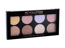 Rozjasňovač Makeup Revolution London Ultra Strobe And Light Palette 11,5 g