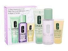 Čisticí voda Clinique 3-Step Skin Care 2 100 ml Kazeta