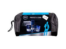 Balzám po holení Nivea Men Protect & Care 100 ml Kazeta