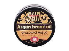 Opalovací přípravek na obličej Vivaco Sun Argan Bronz Oil SPF6 200 ml