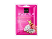 Pleťová maska Gabriella Salvete 15 Minutes Sheet Mask Dragon Fruit 1 ks