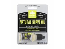 Gel na holení Pacific Shaving Co. Shave Smart Natural Shave Oil 15 ml
