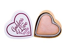 Rozjasňovač Makeup Revolution London I Heart Makeup Goddess Of Love 10 g Goddess Of Love