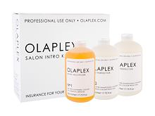 Sérum na vlasy Olaplex Bond Multiplier No. 1 Salon Intro Kit 525 ml poškozená krabička Kazeta