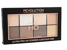 Pudr Makeup Revolution London Ultra Pro HD Powder Contour Palette 20 g Medium Dark