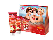 Sprchový gel Dermacol Aroma Ritual Apple & Cinnamon 250 ml Kazeta