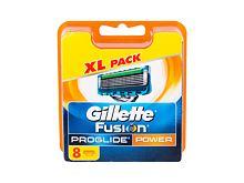 Náhradní břit Gillette Fusion Proglide Power 8 ks