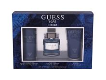 Toaletní voda GUESS Guess 1981 Indigo For Men 100 ml Kazeta