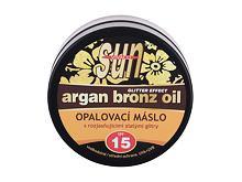 Opalovací přípravek na tělo Vivaco Sun Argan Bronz Oil 100 ml