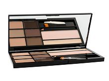 Úprava obočí Makeup Revolution London Ultra Brow Palette