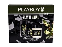 Toaletní voda Playboy Play It Wild For Him 100 ml Kazeta