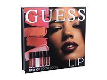 Rtěnka GUESS Look Book Lip 4 ml 101 Red Kazeta