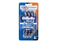 Holicí strojek Gillette Blue3 Comfort 3 ks