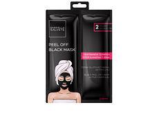 Pleťová maska Gabriella Salvete Peel Off Black 16 ml