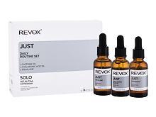Pleťové sérum Revox Just Daily Routine Set 30 ml Kazeta