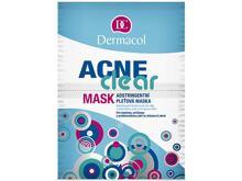 Pleťová maska Dermacol AcneClear 16 g