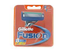 Náhradní břit Gillette Fusion 8 ks