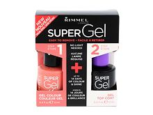 Lak na nehty Rimmel London Super Gel By Kate