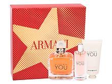 Parfémovaná voda Giorgio Armani Emporio Armani In Love With You 100 ml Kazeta