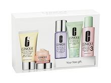 Pleťový gel Clinique Daily Essentials Combination Skin 50 ml Kazeta