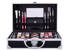 Dekorativní kazeta 2K Fabulous Beauty Train Case Black 66,9 g