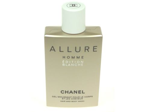 Chanel Allure Homme Edition Blanche 200 ml sprchový gel pro muže
