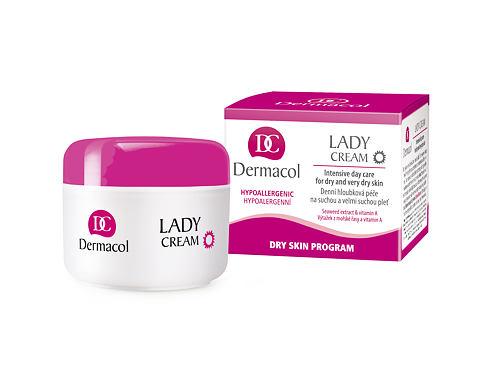 Dermacol Lady Cream 50 ml denní pleťový krém pro ženy