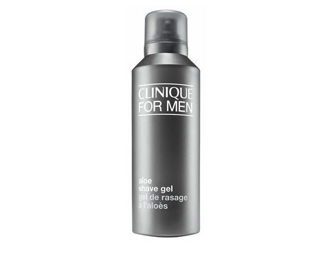 Clinique For Men Aloe Shave Gel 125 ml gel na holení pro muže