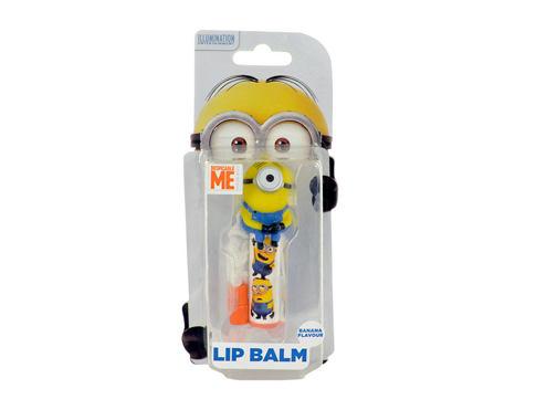 Minions Lip Balm 4,5 g balzám na rty Banana unisex