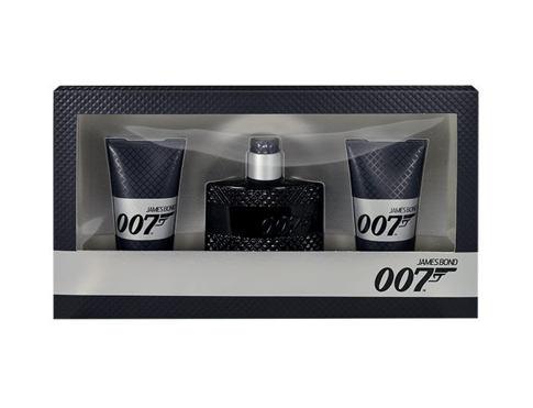 James Bond 007 James Bond 007 EDT dárková sada pro muže - EDT 50 ml + sprchový gel 2x 50 ml