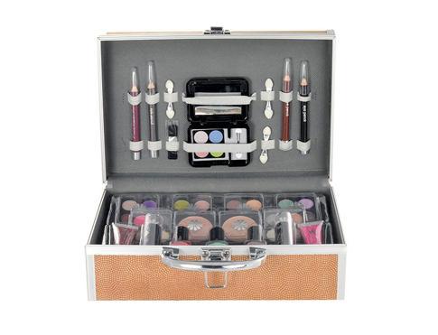 Makeup Trading Necklace dekorativní kazeta dárková sada pro ženy - Complete Makeup Palette