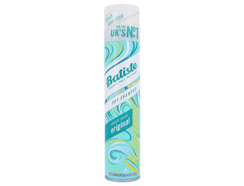 Batiste Original 200 ml suchý šampon pro ženy