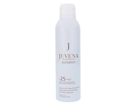 Juvena Sunsation Superior Anti-Age Dry Oil Spray SPF25 200 ml opalovací přípravek na tělo pro ženy