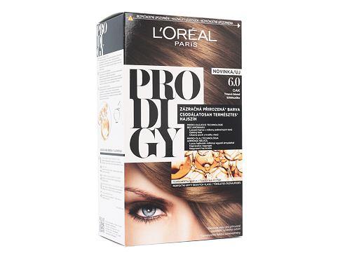 L´Oréal Paris Prodigy 1 ks barva na vlasy 6.0 Oak pro ženy