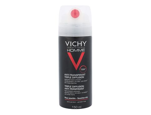 Antiperspirant Vichy Homme Triple Diffusion 150 ml