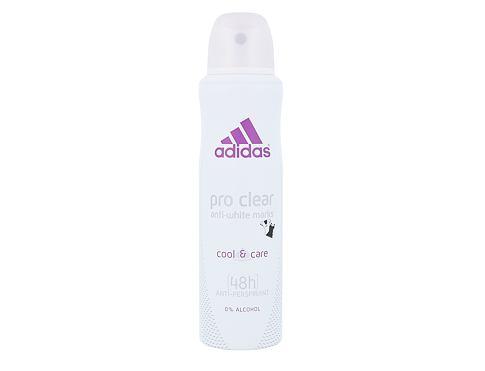 Adidas Pro Clear 48h 150 ml antiperspirant Deospray pro ženy