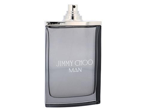 Jimmy Choo Jimmy Choo Man 100 ml EDT Tester pro muže