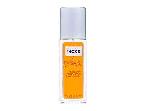 Mexx Energizing Woman 75 ml deodorant Deospray pro ženy